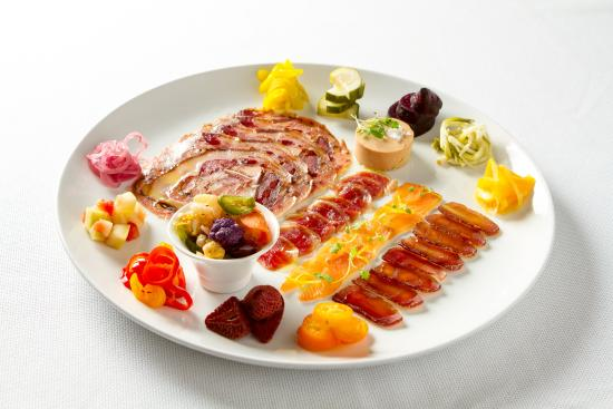 The Fountain Lounge: House Made Charcuterie