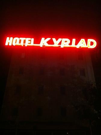 Kyriad Nice - Stade: Esterno