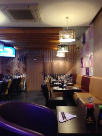 sumaya restaurant japonais maisons alfort restaurant avis num ro de t l phone photos. Black Bedroom Furniture Sets. Home Design Ideas