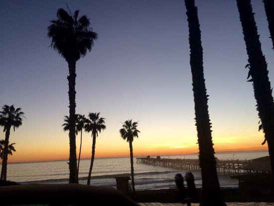 San Clemente, CA: Sunset