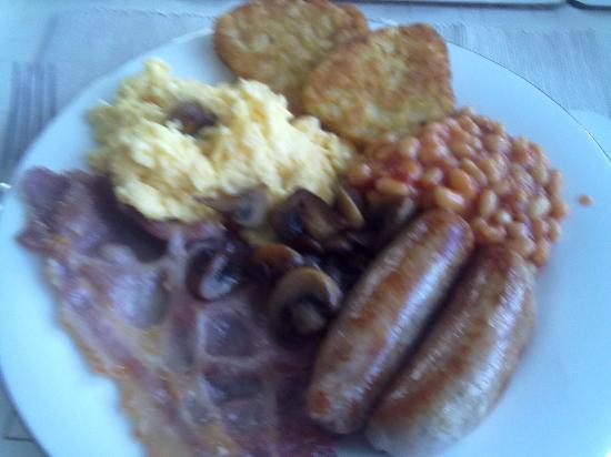 Manser B&B: Manser Breakfast