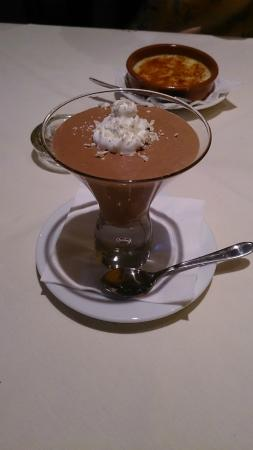 Lusitano Restaurant & Tapas : chocolate moose