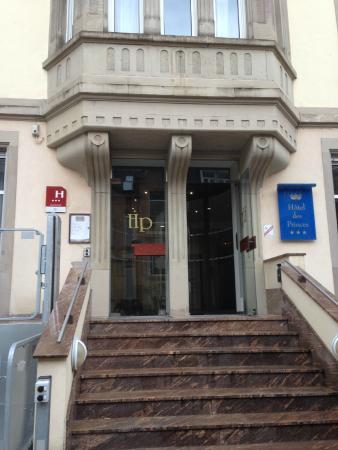 hotel des princes picture of qualys hotel des princes strasbourg rh tripadvisor co nz
