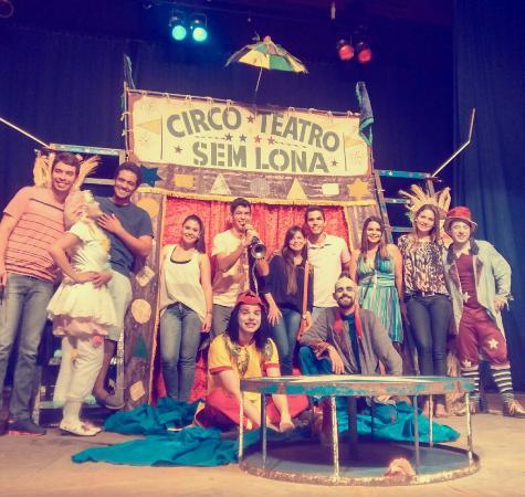 Centro Popular de Cultura Arandura - Theater