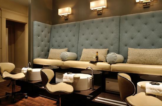 Haven Spa : Nail Room
