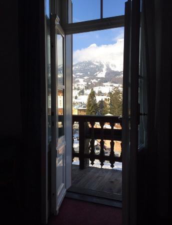 Hotel Majoni: Balcone
