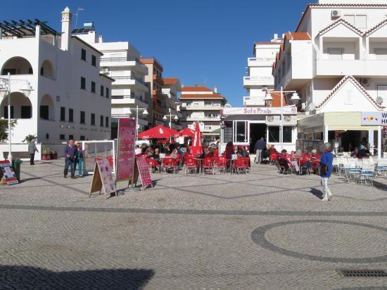 Por do Sol : Het restaurant