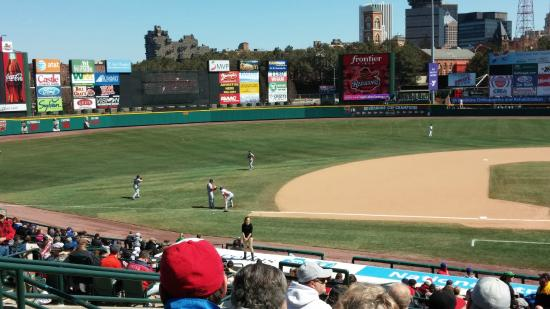Frontier Field: RedWings Game