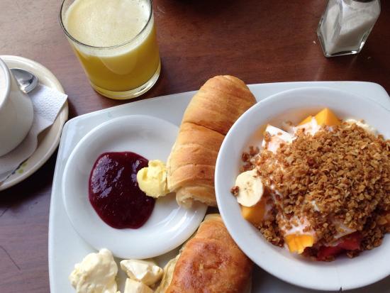 La Cigale: ¿Qué tal los desayunos?