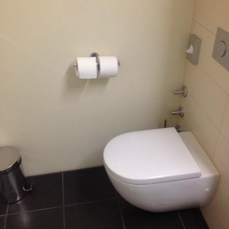 Hotel City Maribor: WC