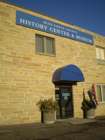 ‪‪Mankato‬, ‪Minnesota‬: Blue Earth County History Center and Museum‬