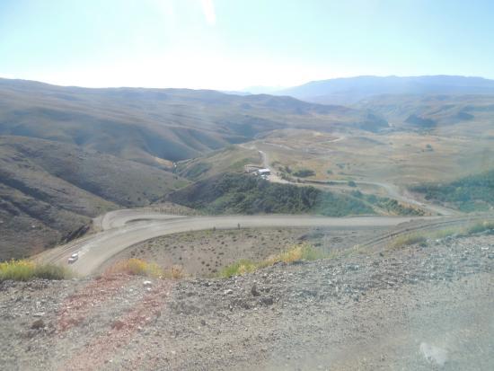 Alumine, Argentinië: Bajada del Rahue