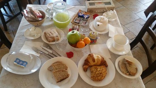 Antico Cilento Albergo Ristorante: colazione