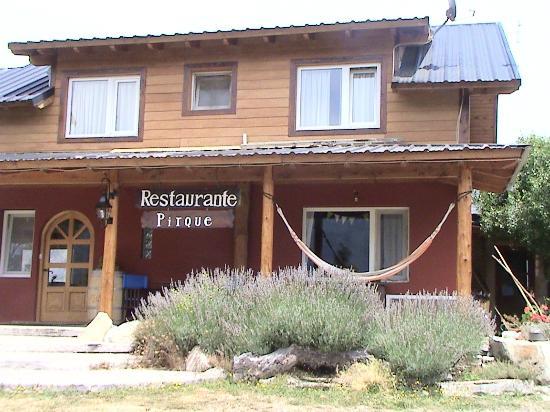 Pirque: restaurante