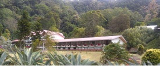 Hotel Bambito Resort: Chegando ao hotel.