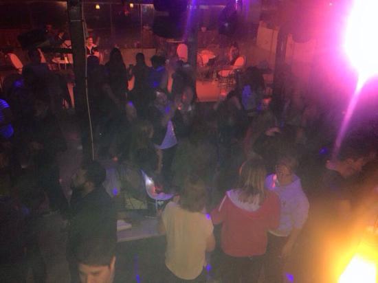 Bill Cosby Restaurant Dance Bar: ����