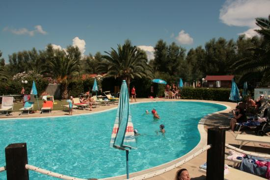 Villaggio Camping Costa Verde: piscina