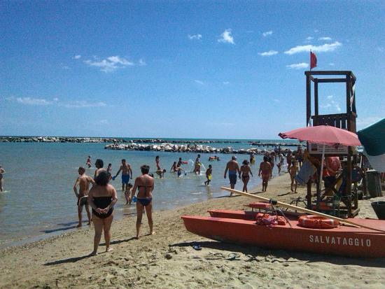 Villaggio Camping Costa Verde: spiaggia