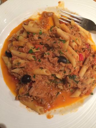Rustico: Very poor watery sauce