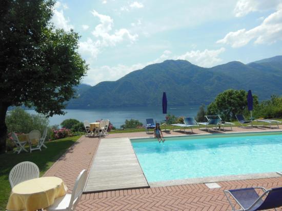 Residence Celeste : pool