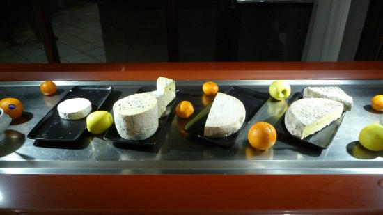 Club Med Arcs Extreme : cheese choice