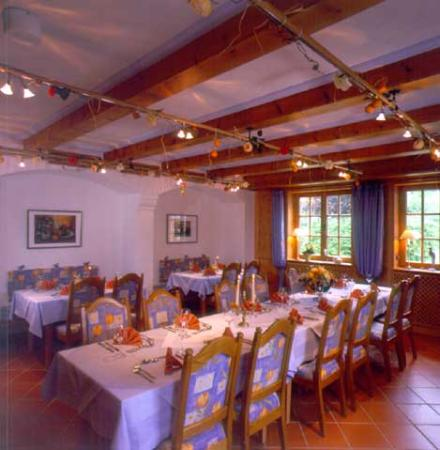 Hotel Gasthof am See : Restaurant
