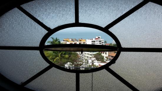 Casa Panoramica : Vista desde el baño