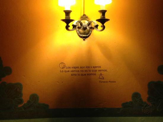 El Viajero Hostel Ciudad Vieja: Sala comum