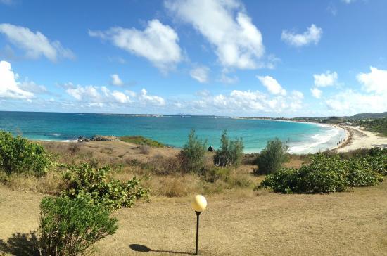 Mount Vernon Beach Resort Antigua Building With Ocean Views Of Orient St