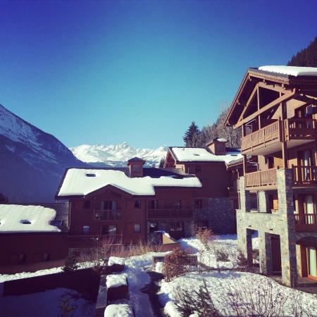 CGH Résidences & Spas Les Alpages de Champagny : Le Residence