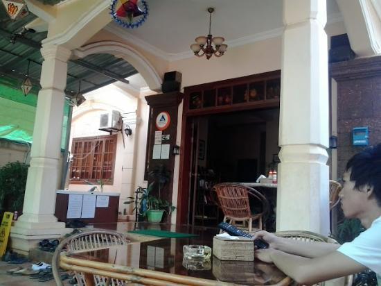 Hostel Siem Reap: Foto da fachada do Hostel