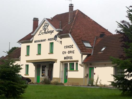 L'Auberge de Conde en Brie
