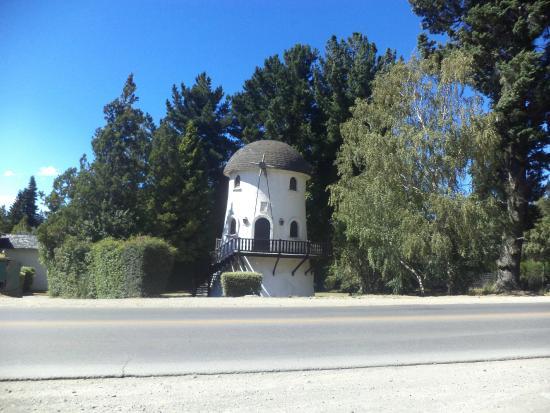 Hosteria Del Viejo Molino: Hermoso viejo molino!
