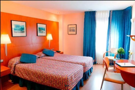 Hotel RestauranteSalvadora: Habitación Doble