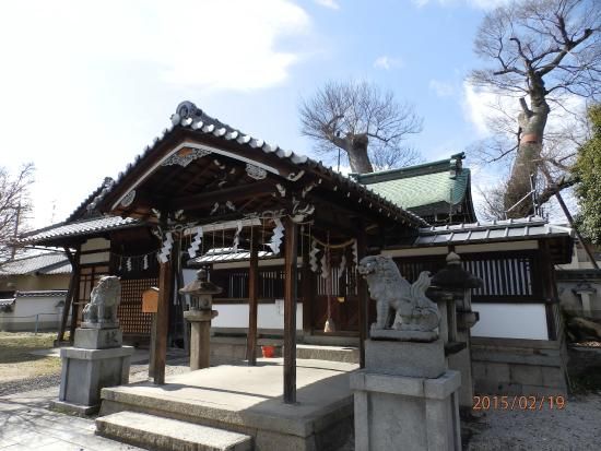 Shimokatsura Goryo Shrine