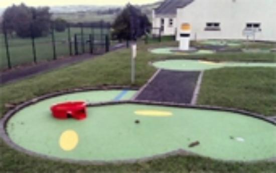 Bentra Golf Course: 18th hole