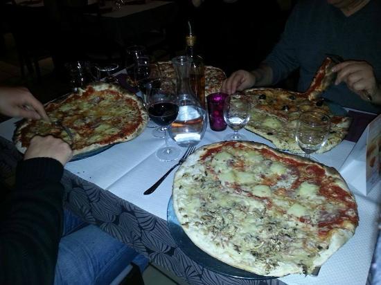 Pizzeria la Tropezienne: .