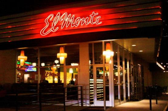 El Monte Grill & Lounge: El Monte Grill on South College Ave