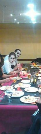 Magic Cristal Park Hotel: halloween 2014