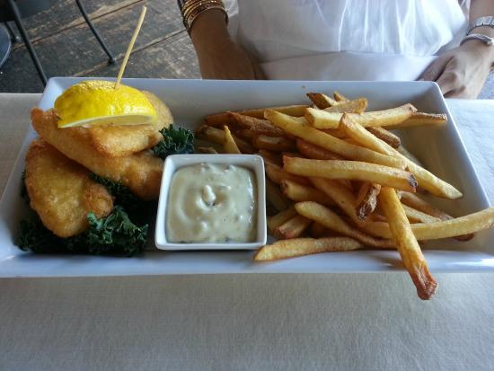 The Grill at Hunter Ranch: Beer Battered Cod