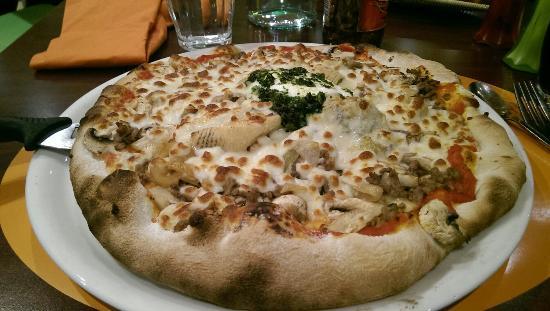 La Flibuste: Pizza