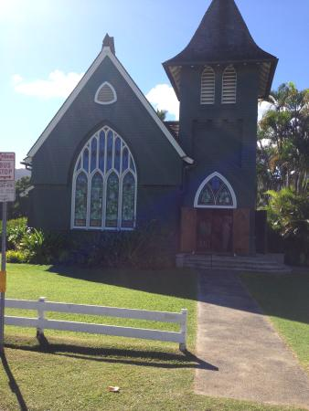 ‪Wai`oli Hui`ia Church‬