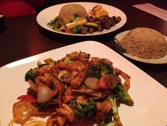 Shogun asian cuisine parkersburg restaurant reviews - Shogun japanese cuisine ...