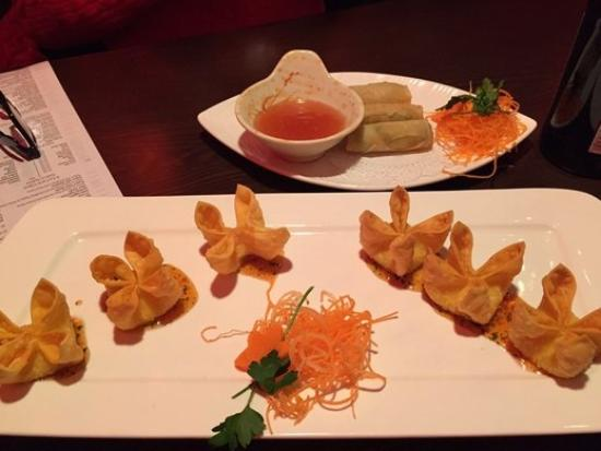 house made appetizers picture of shogun asian cuisine
