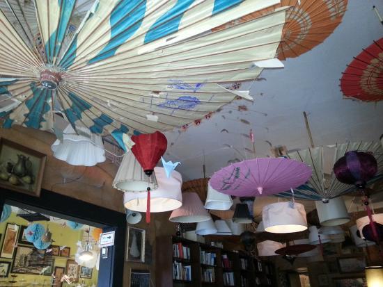 Dr. Bombay's Underwater Tea Party: Atmosphere