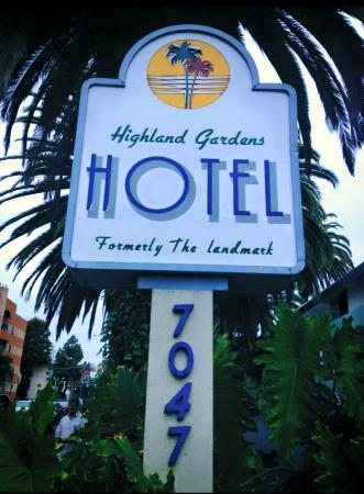 Highland Gardens Hotel: Bringing Classic Hollywood To Our Future
