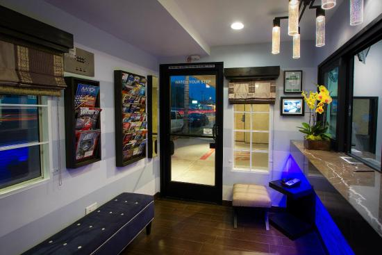 Regency Inn Los Angeles: Lobby Regency Inn