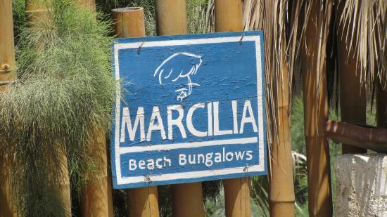 Marcilia Beach Bungalows: Marcilia Beach Bungalow