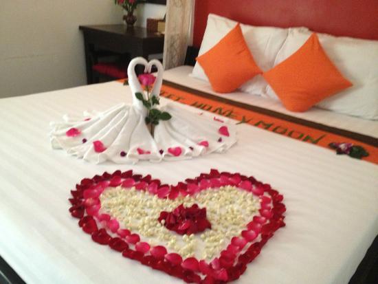 Villa Medamrei: Honeymoon