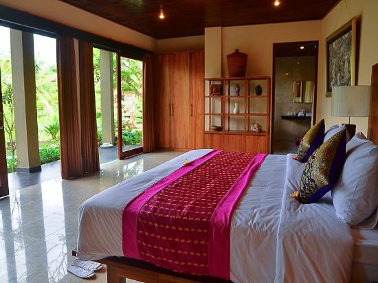 The Kampung Resort Ubud: Deluxe Suite Room